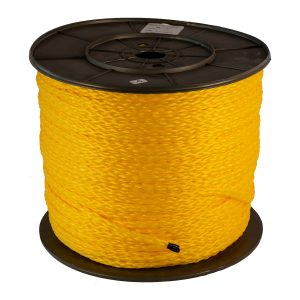 Hollow Braid Polypro Rope